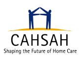 CAHSAH Logo